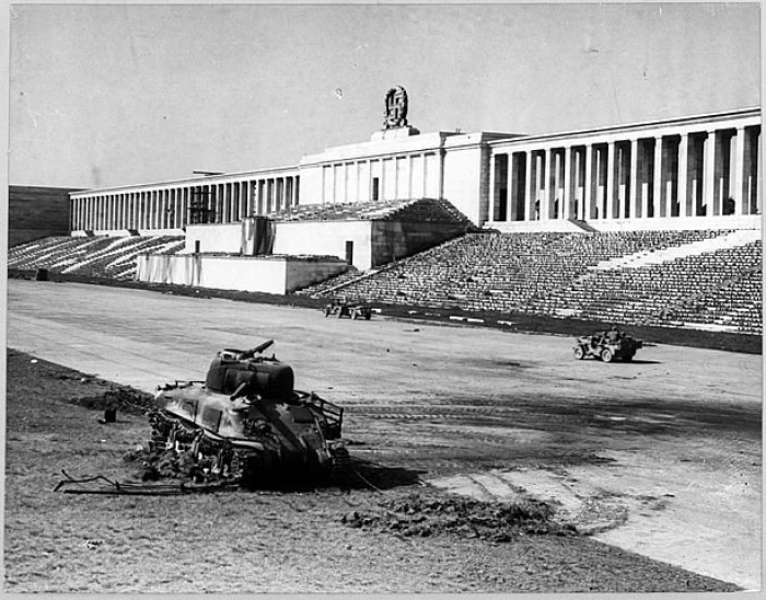 Нюрнберг 1945