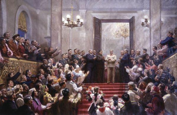 Юрий Кугач. Великому Сталину слава! (Кугач и соавторы). 1950