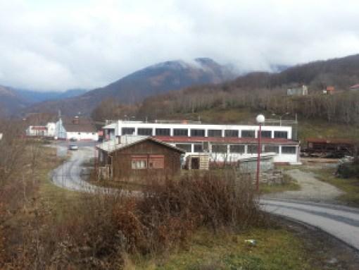 Станция Колашин