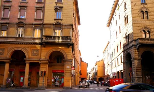 экскурсия по Болоньи