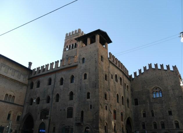 Палаццо ди Ре Энцо Болонья Италия