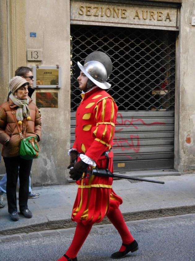 костюмированное шествие Италия