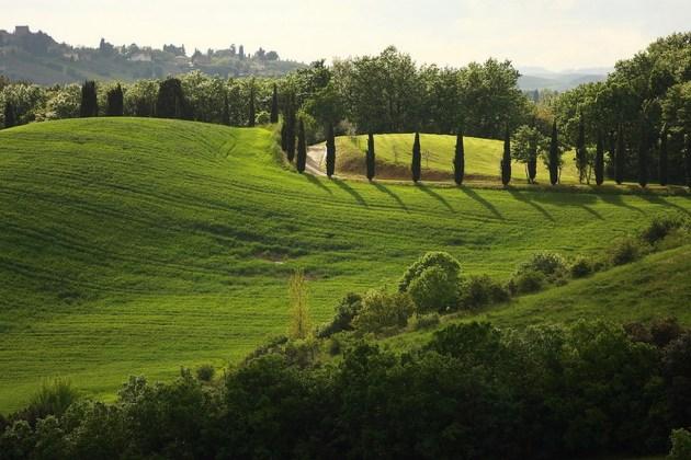 Тоскана фото