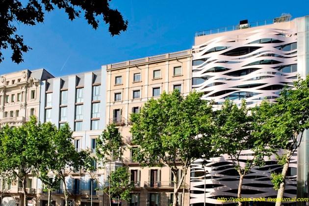 гостиница Suites Avenue Барселона