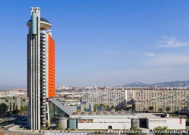 Отель Гесперия Барселона Испания