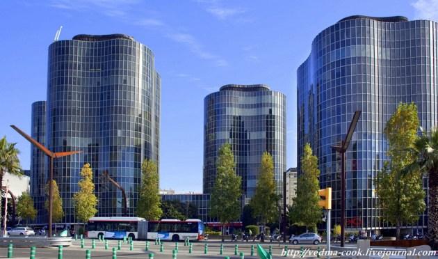 Бизнес- центр Барселона Испания