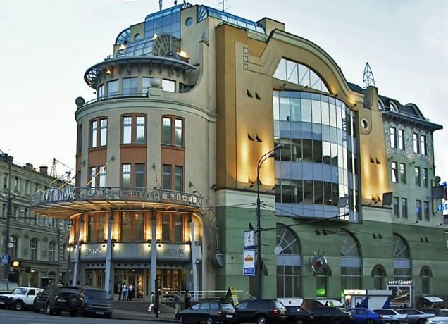 Image result for лужковская архитектура в москве
