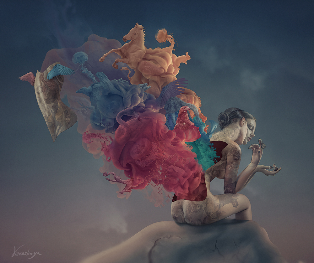 surreal photography kassandra