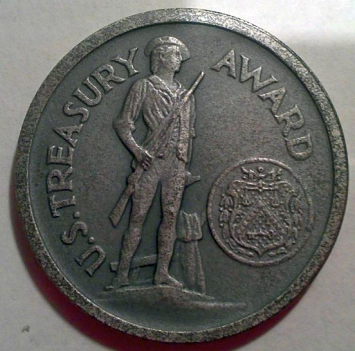 carole lombard treasury medal back large