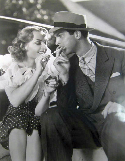 carole lombard hands across the table 32a