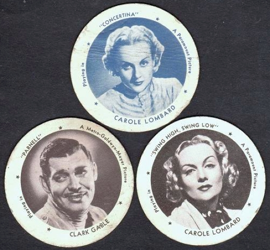 carole lombard clark gable ice cream lids 00a