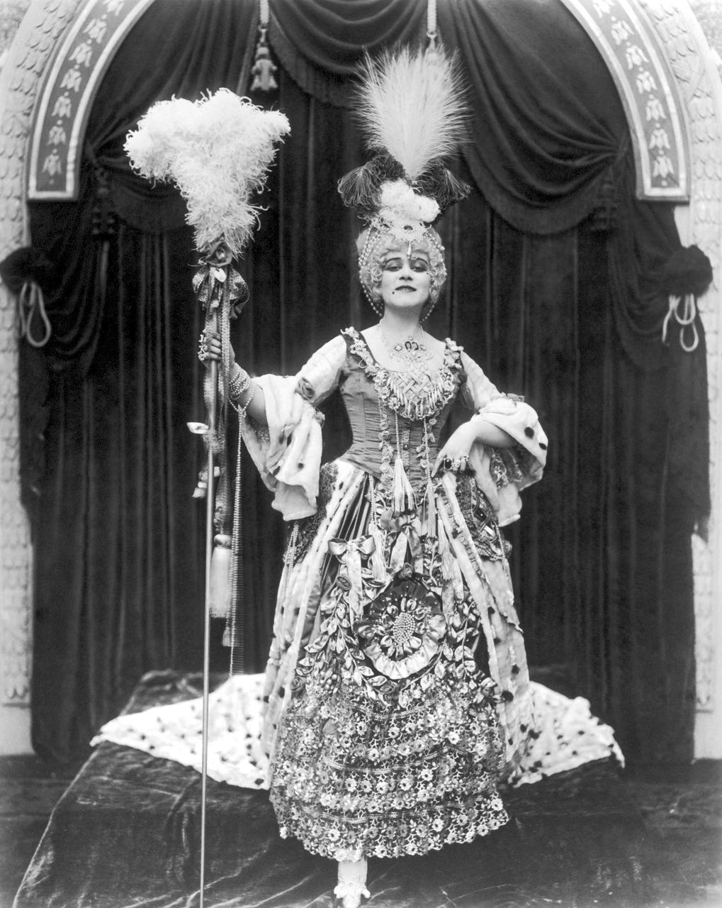 theda bara madame du barry 1917 george james hopkins