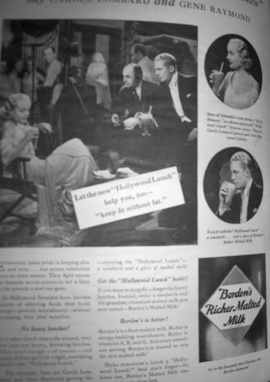 carole lombard shadoplay sept 1933 borden ad large