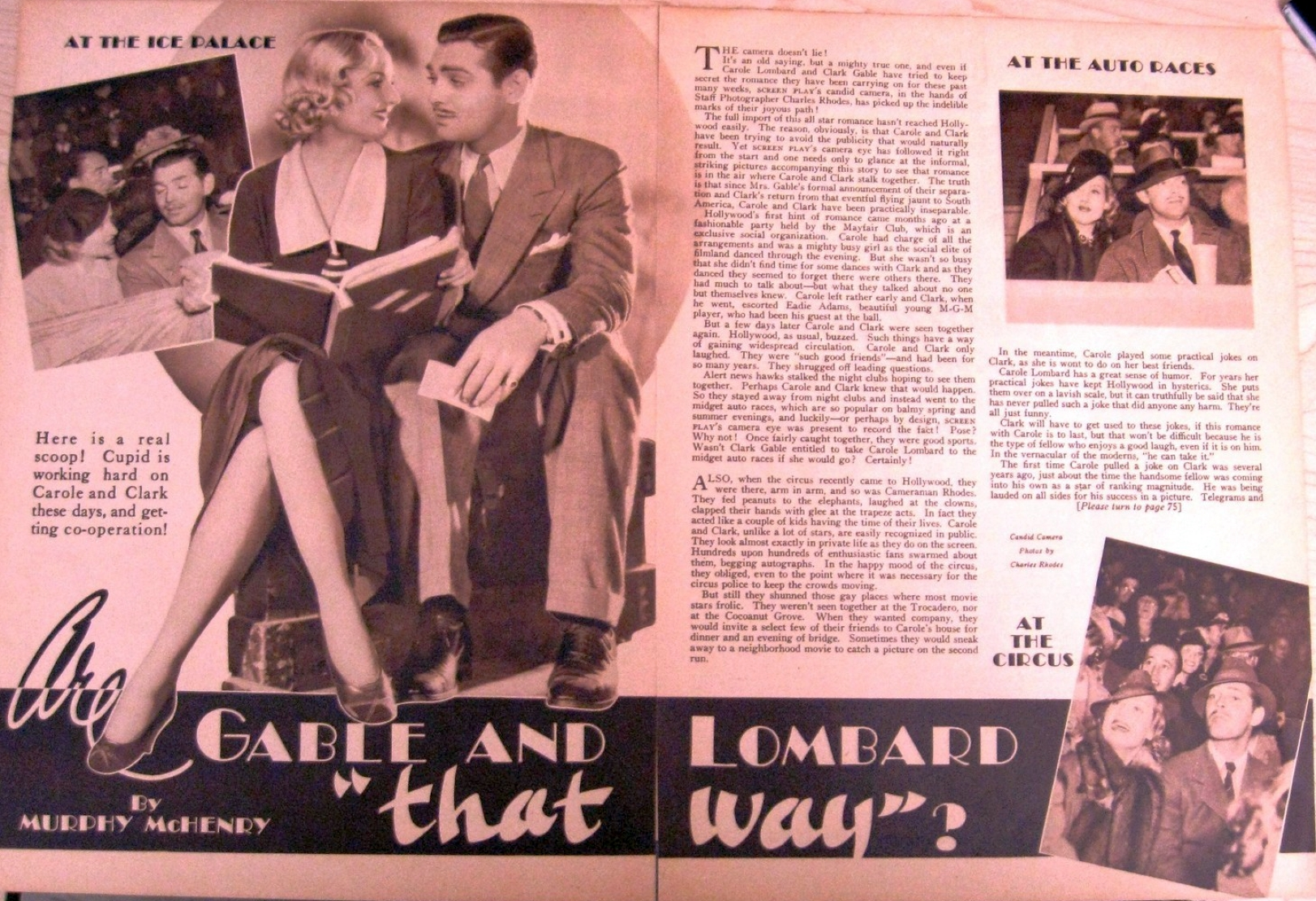 carole lombard screen play are gable and lombard that way large