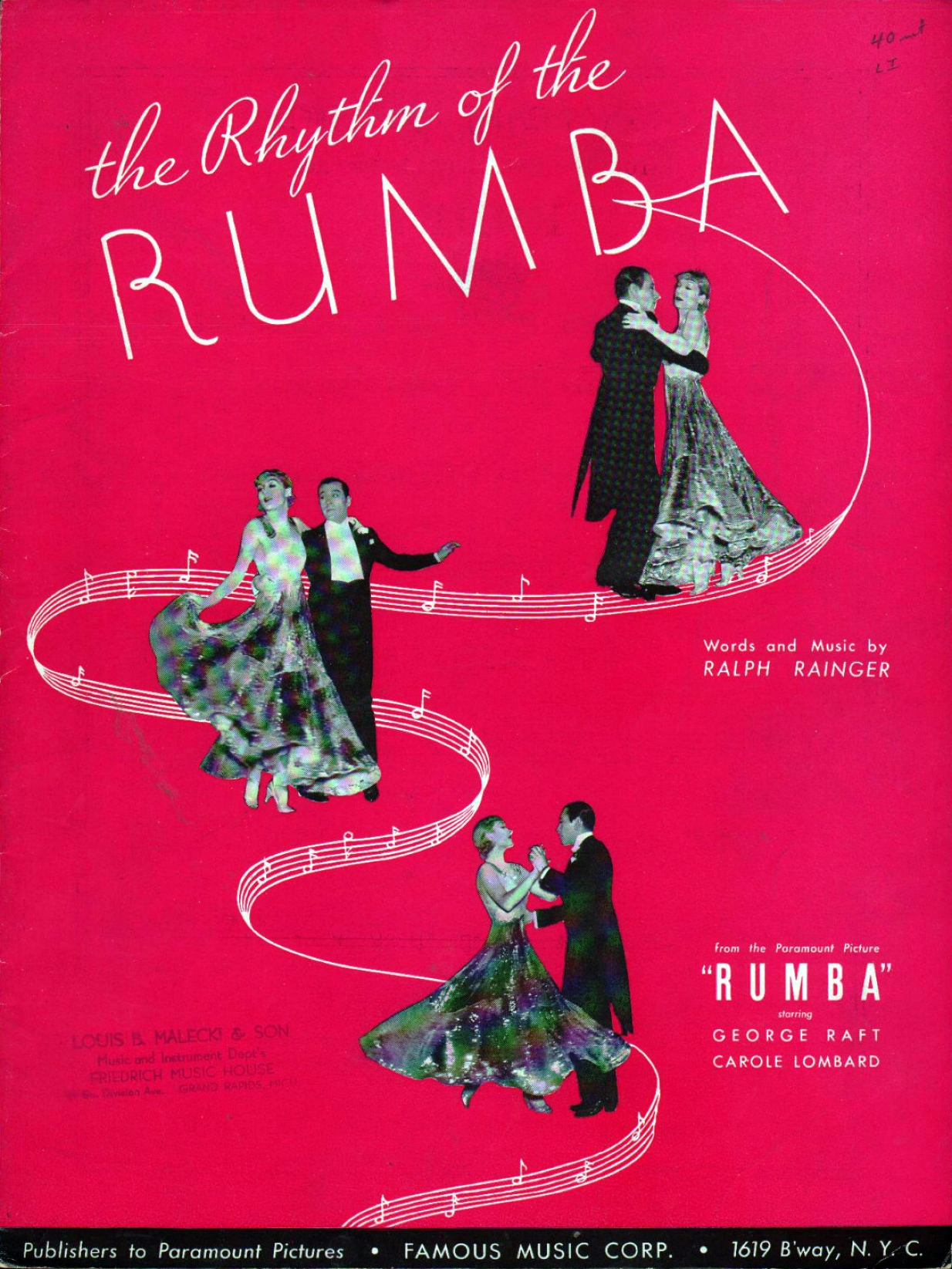 carole lombard rumba the rhythm of the rumba 00a