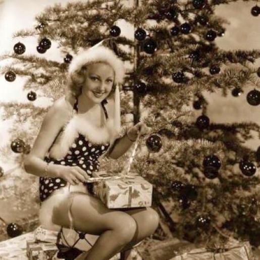 christmas virginia grey 1935