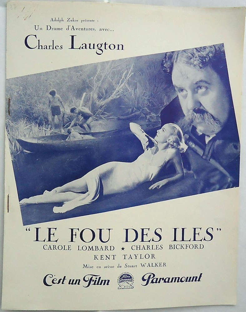 carole lombard white woman pressbook french 00a