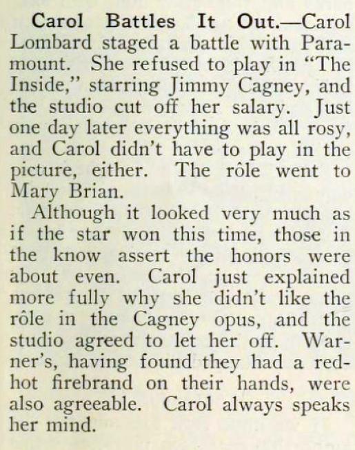 carole lombard picture play jan 1933a closeup