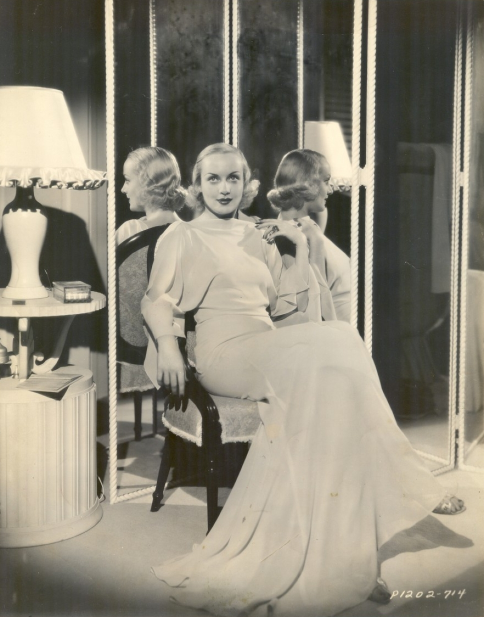 carole lombard p1202-714a front