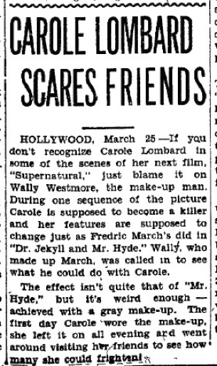 carole lombard supernatural 032533 reno evening gazette