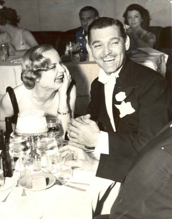 carole lombard clark gable 044a party 1938 front