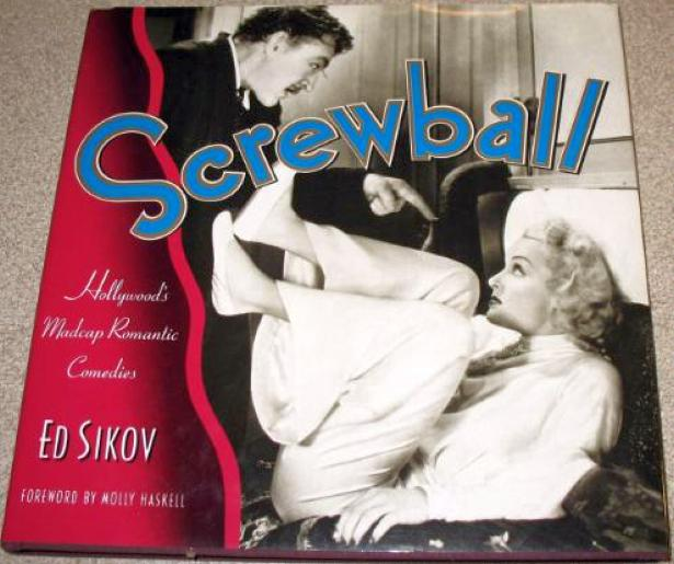 carole lombard screwball ed sikov large