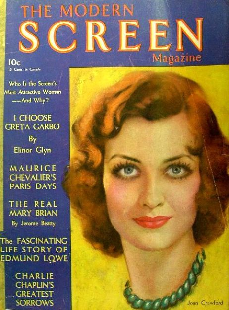 modern screen january 1931 joan crawford