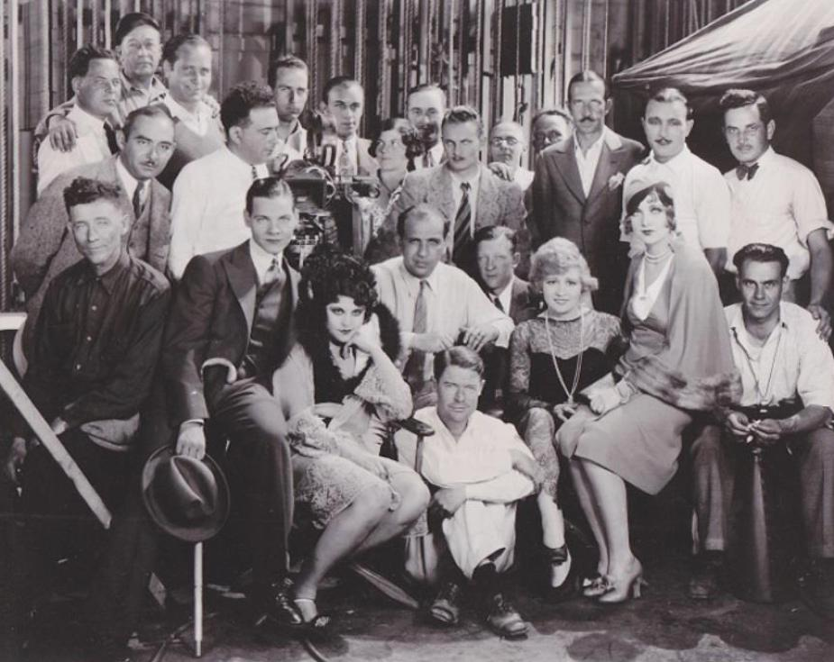 carole lombard show folks cast and crew 00a