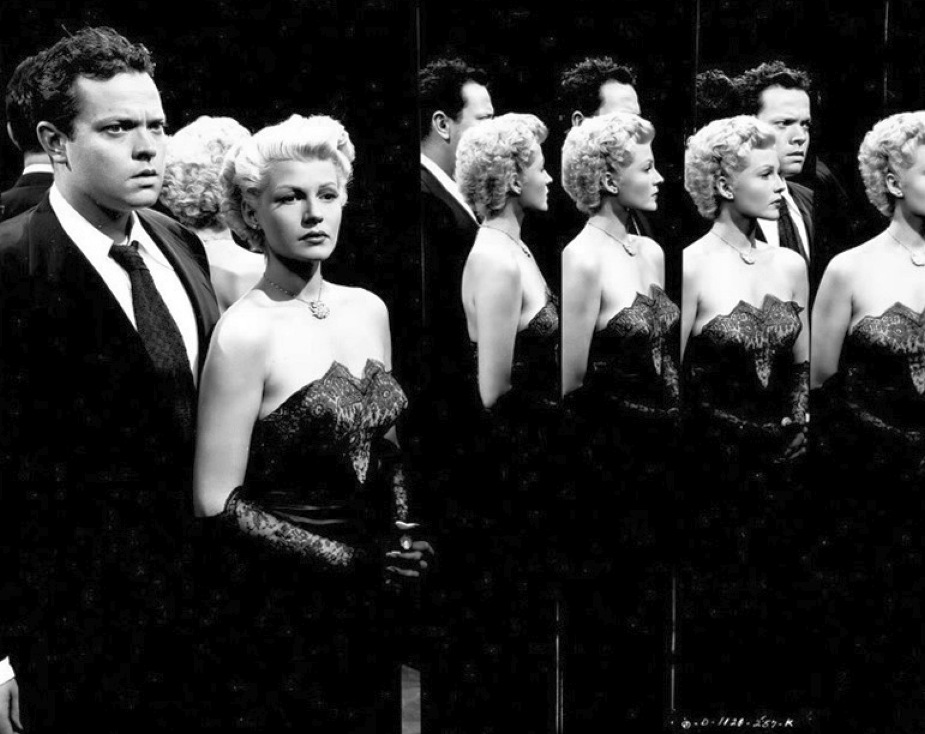 orson welles rita hayworth the lady from shanghai 00a