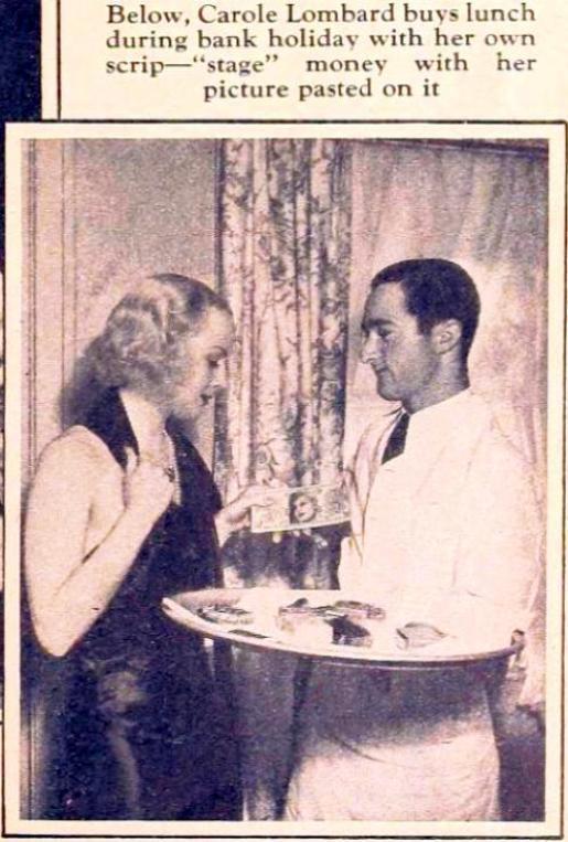 carole lombard movie classic may 1933aa closeup