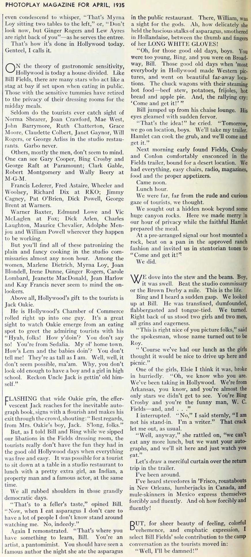 carole lombard photoplay april 1935ga
