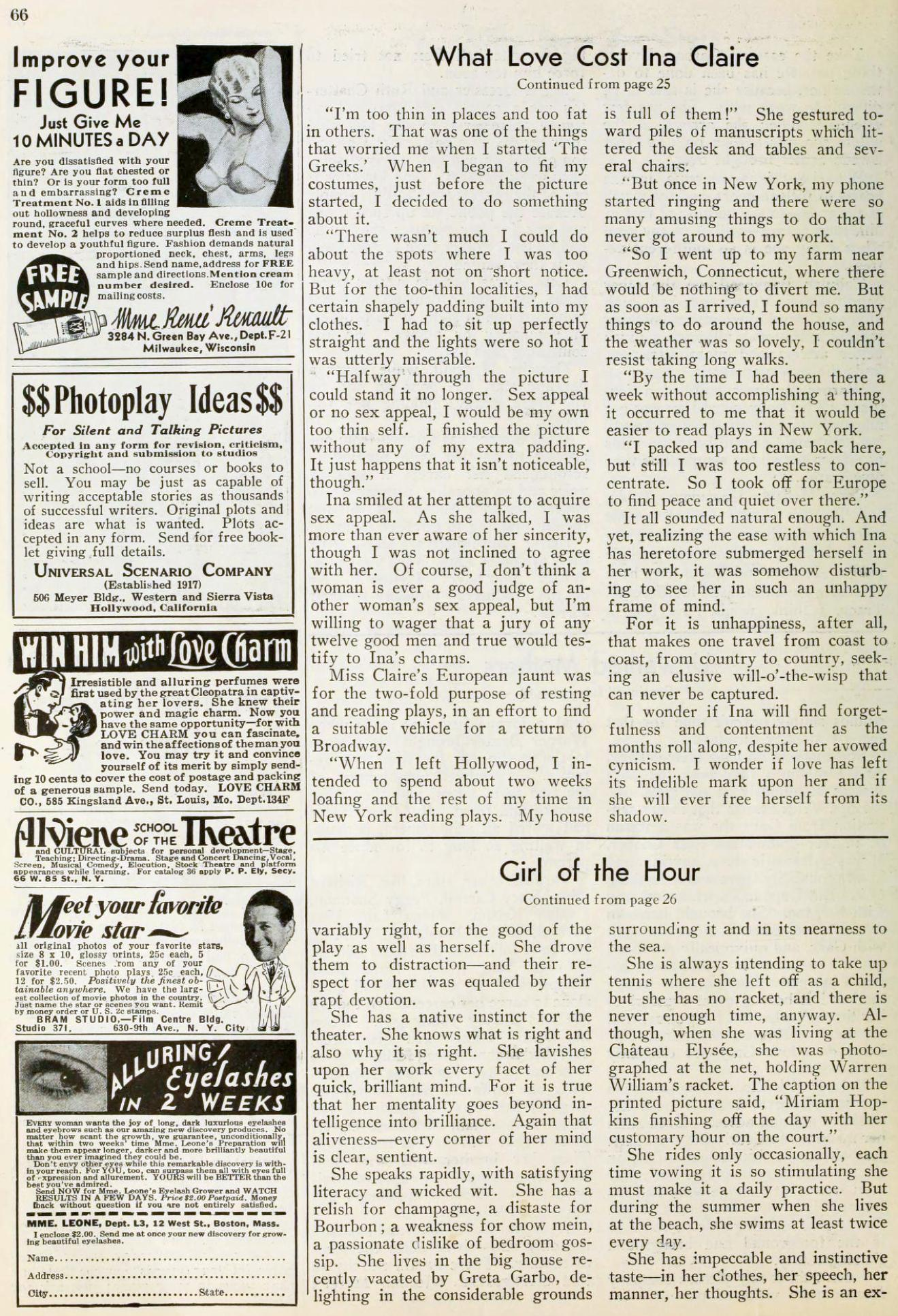 picture play june 1932ea
