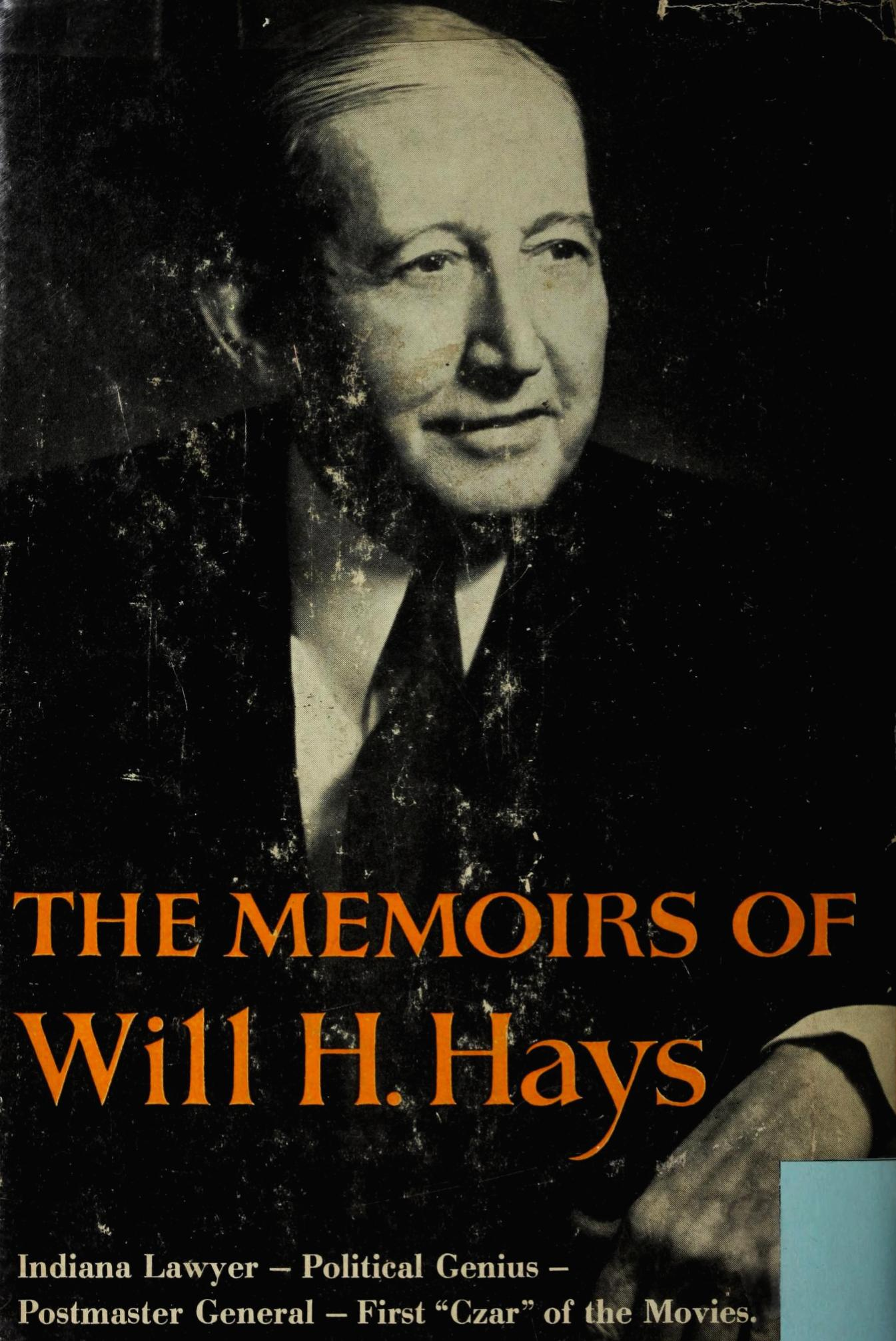 memoirs of will b. hays back cover 00a