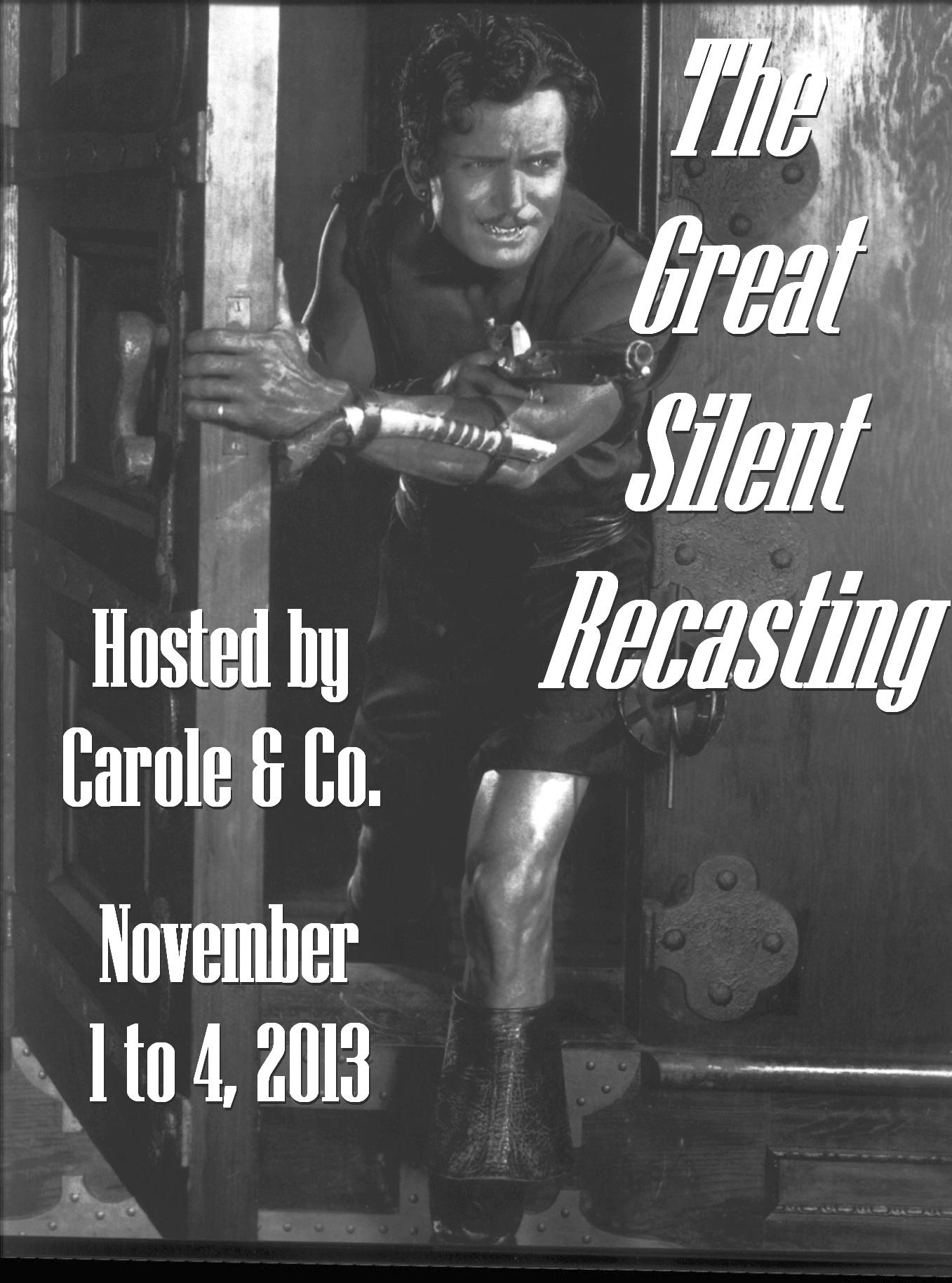 the great silent recasting 2013 douglas fairbanks 00c