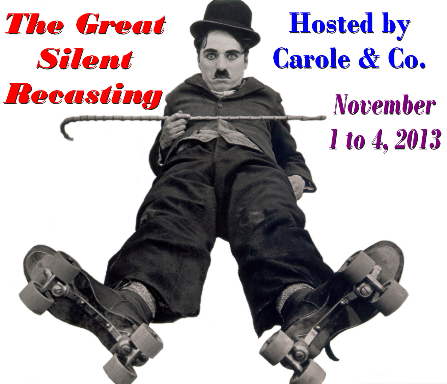 the great silent recasting 2013 charlie chaplin 00b