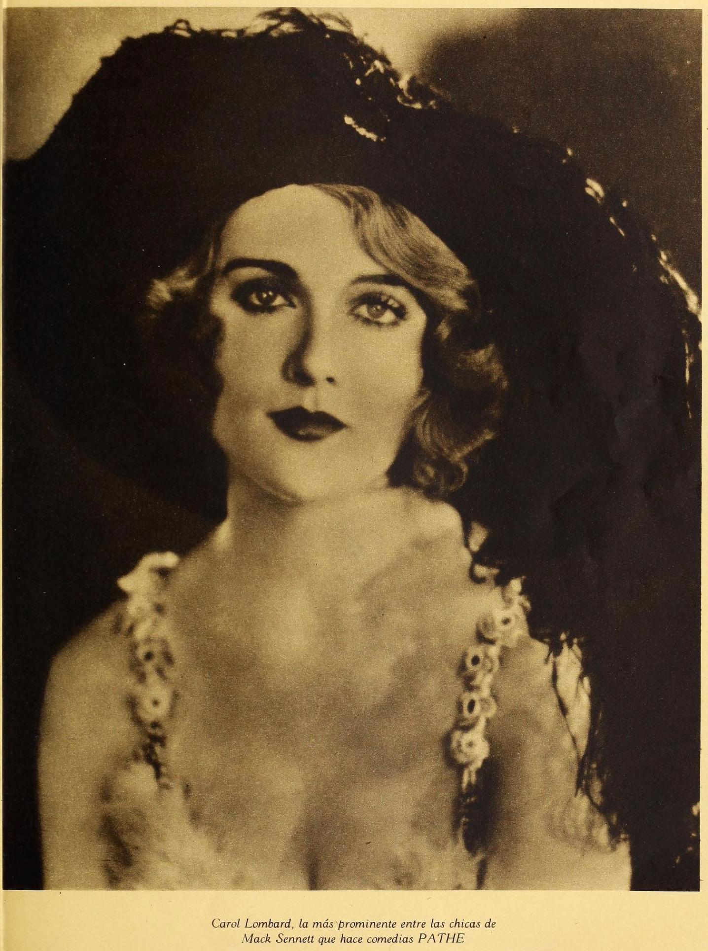 carole lombard cine mundial november 1928aa