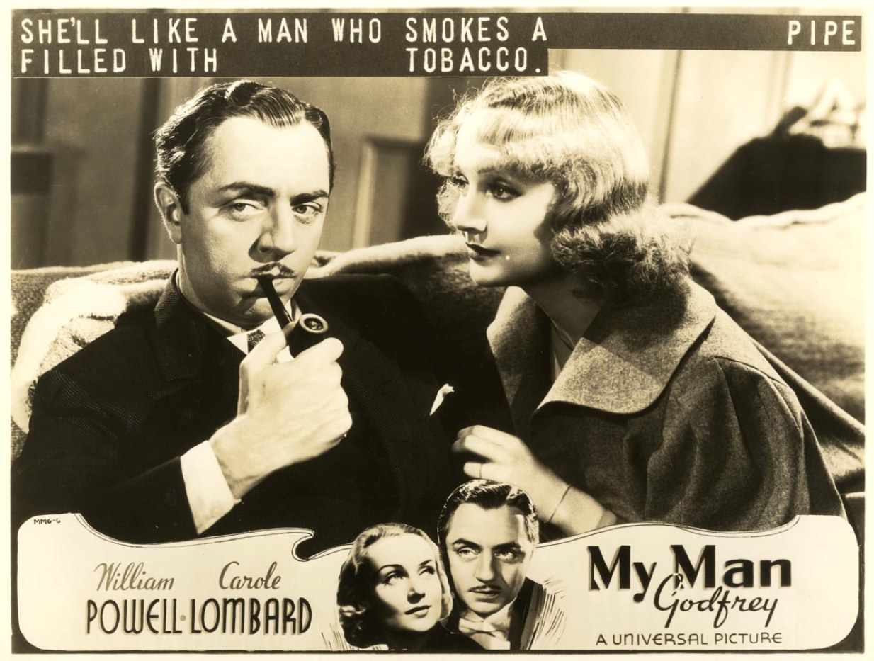 carole lombard my man godfrey advertising 13a