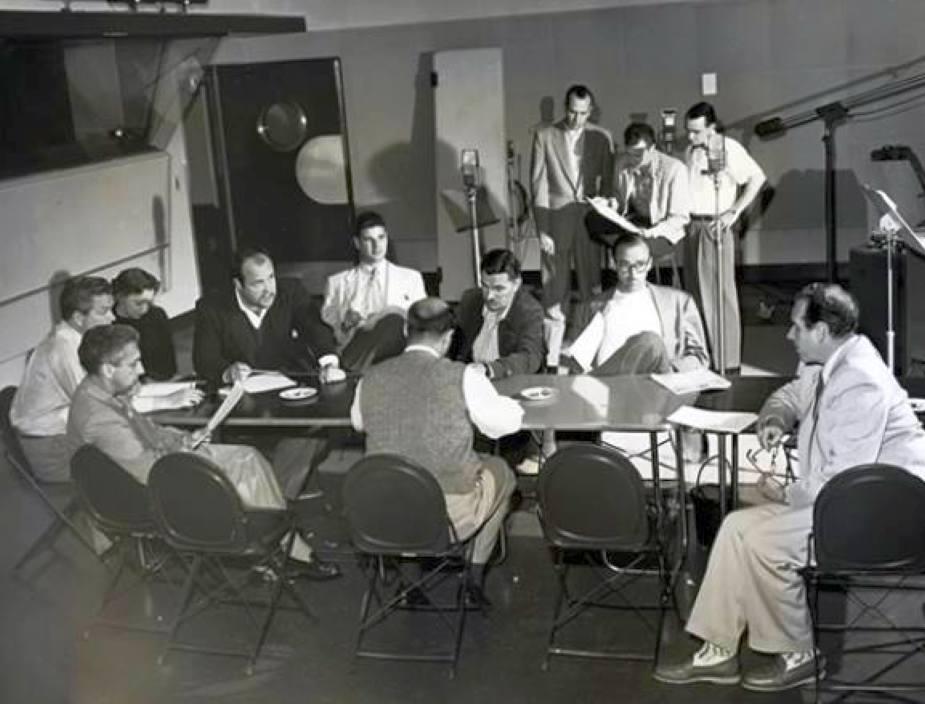 columbia square gunsmoke rehearsal 00a