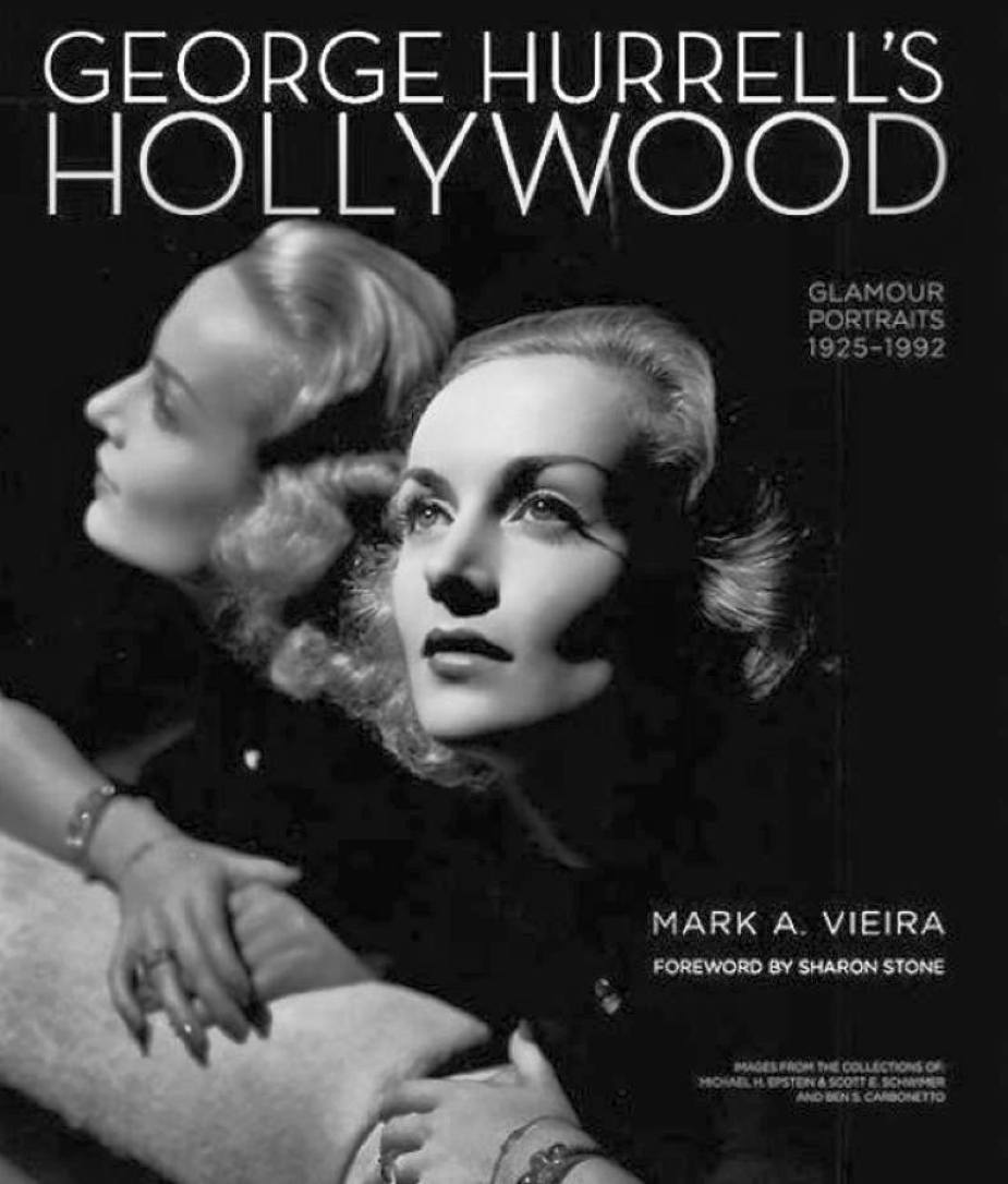 carole lombard george hurrell's hollywood cover 00d