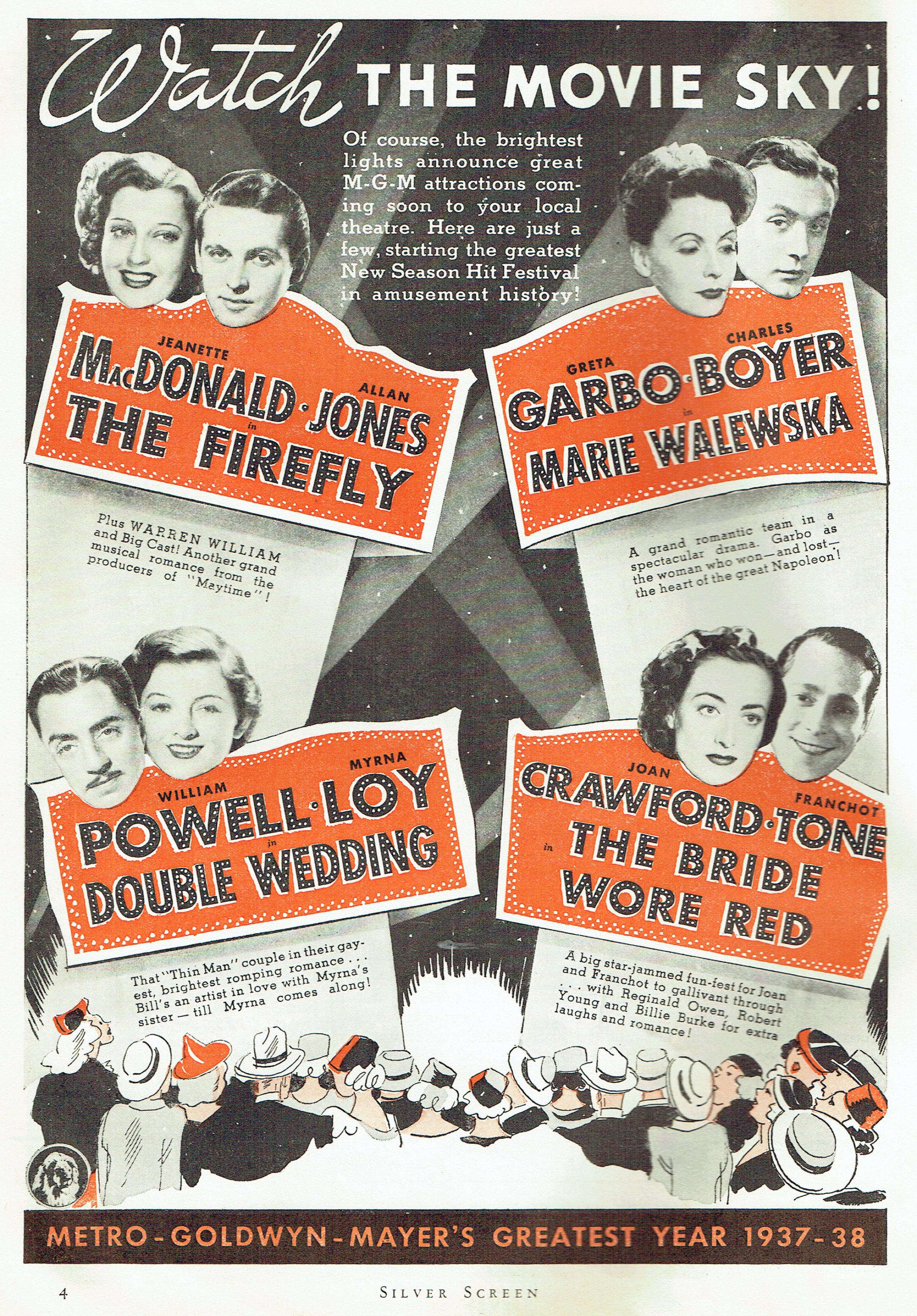 silver screen september 1937a