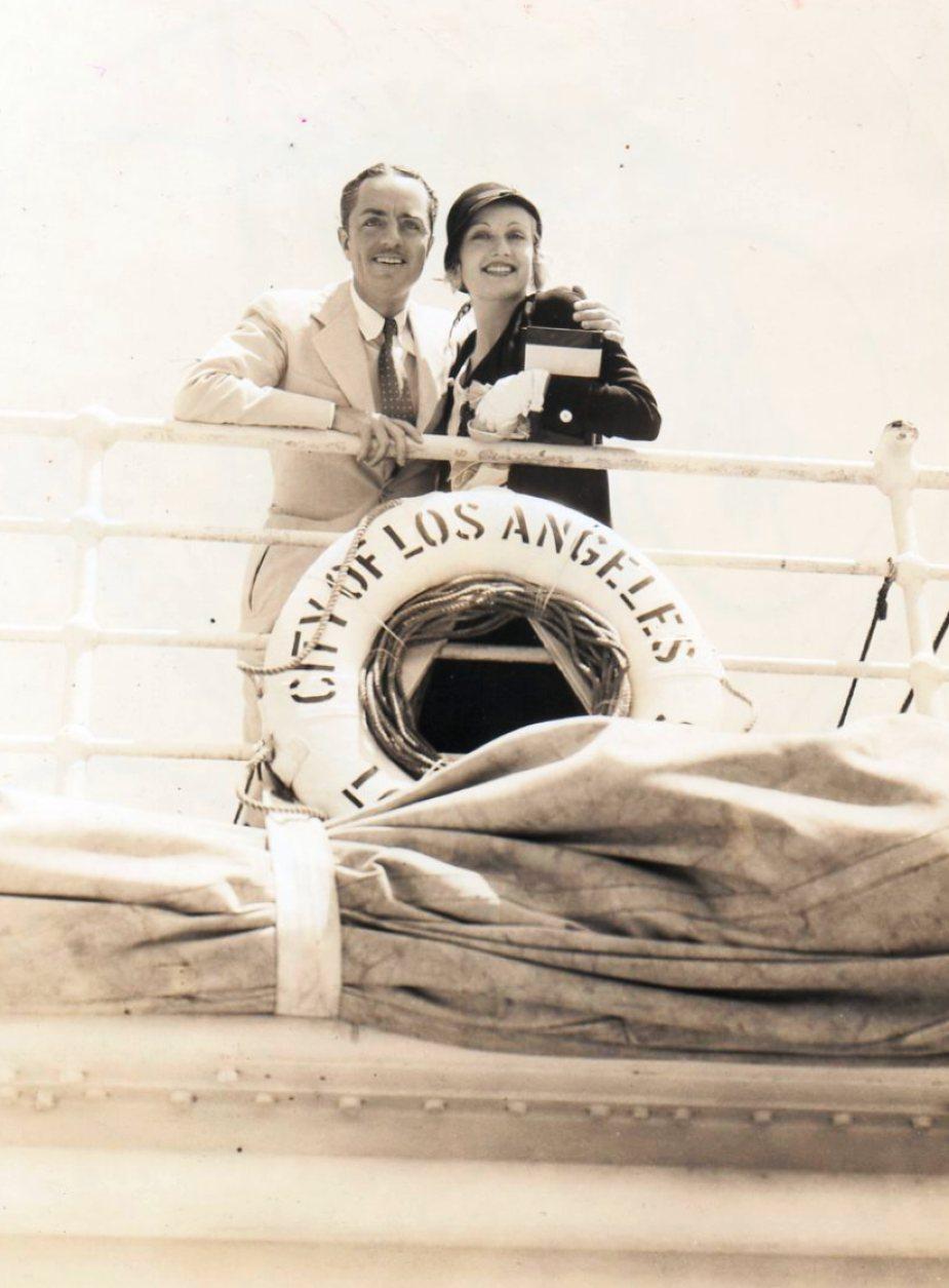 carole lombard william powell honeymoon 02c