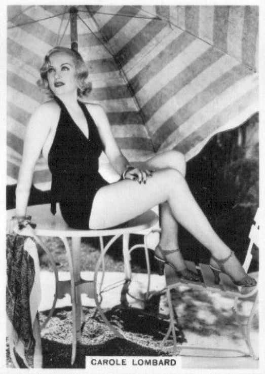 carole lombard swimsuits assorted stars 00b