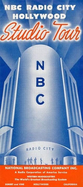 nbc radio hollywood studio tour 00a