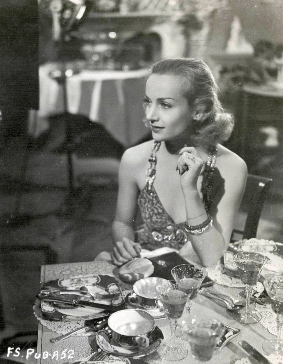 carole lombard fools for scandal 40b