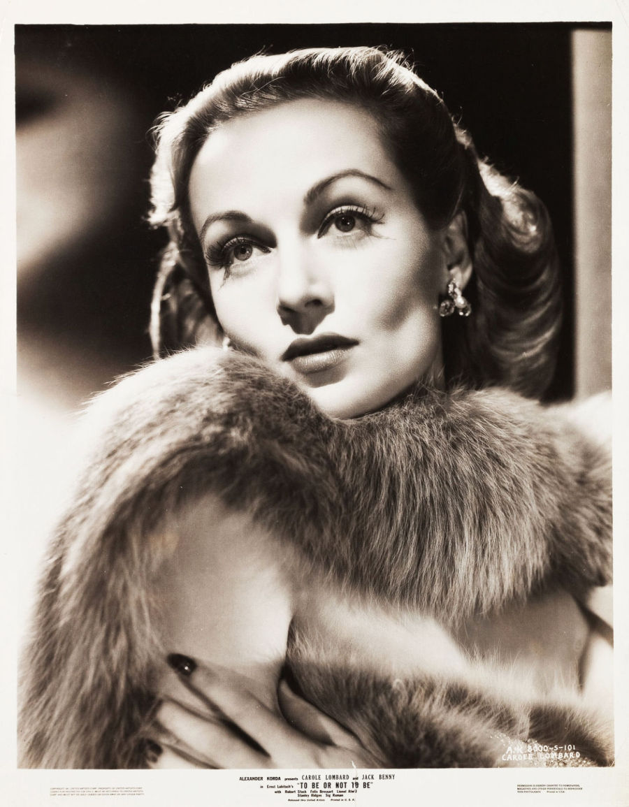 carole lombard to be or not to be 55b front