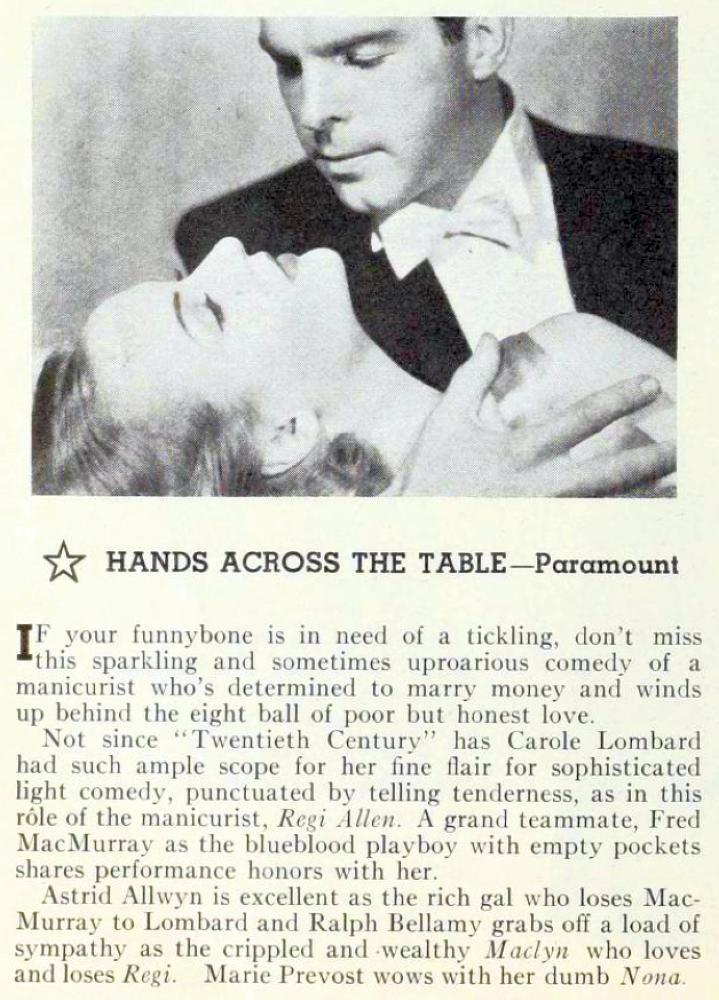 carole lombard photoplay december 1935cb