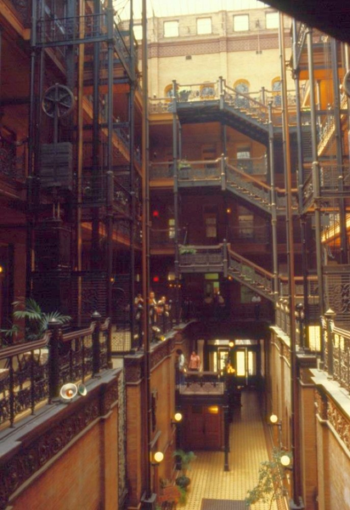 los angeles bradbury building 1979b