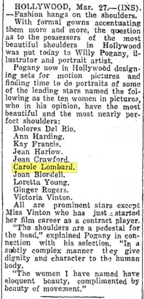 carole lombard 033034 indiana gazette