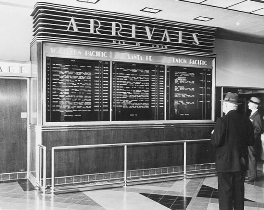 los angeles union station arrivals 051939b