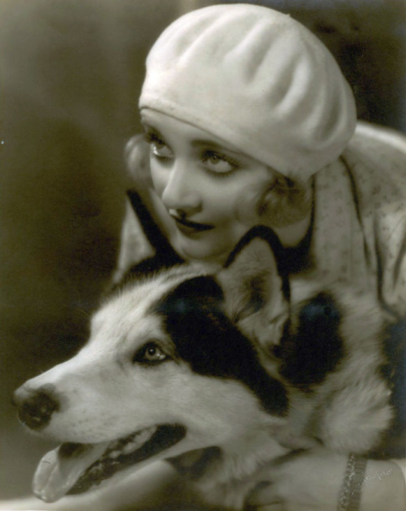 carole lombard with dog 14b front